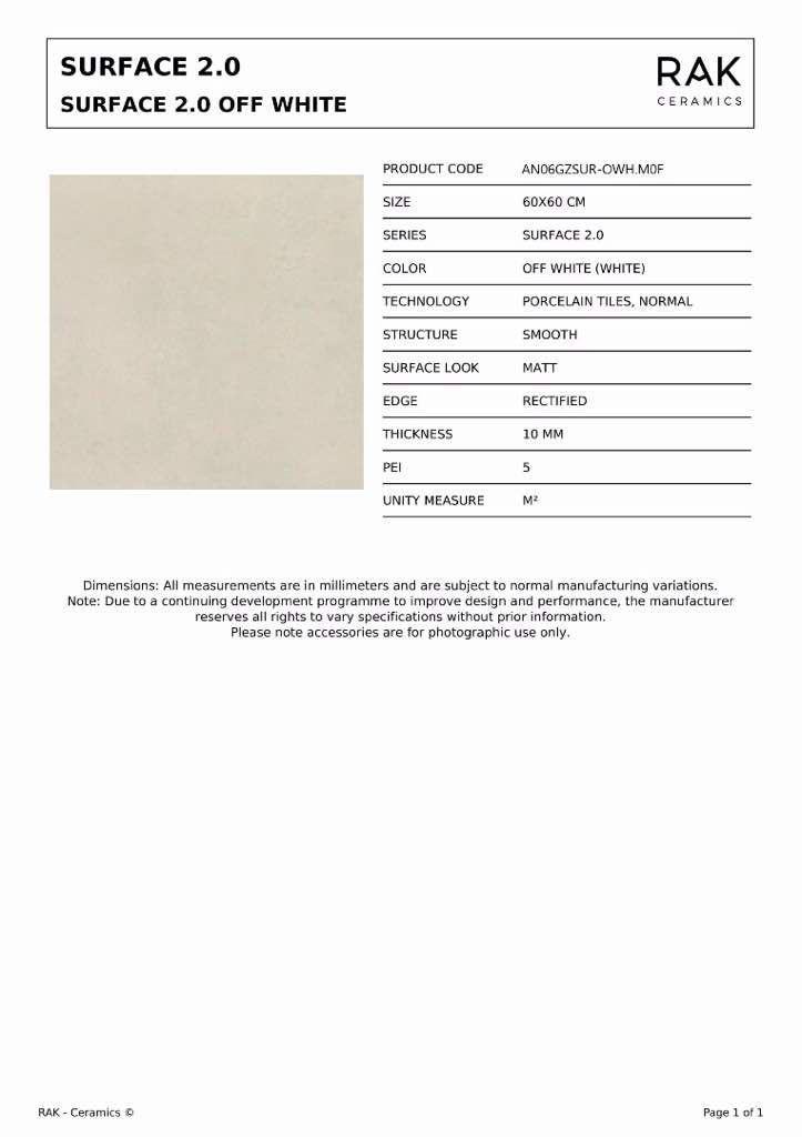 surface off white - Surface OffWhite 60*120 | طرح بتن | 60در120 | طوسی روشن | بین کابینتی | سرویس بهداشتی | راك سراميك