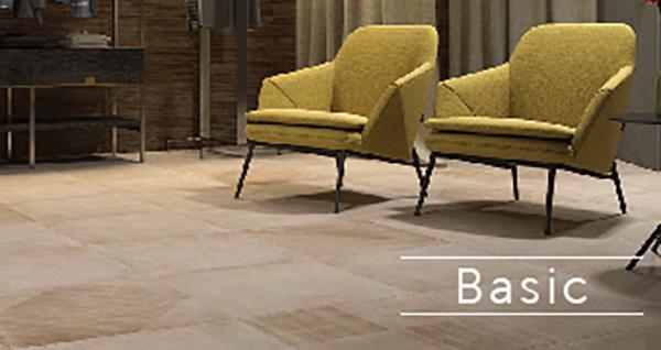 Basicpooster2 - سرامیک کرم : رنگ کرم در انتخاب سرامیک واحد های تجاری و مسکونی