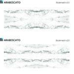 arabesqato3 150x150 - اسلب سرامیک دیوار arabesqato | سایز100در300 | سفید رگه دار | بوک مچ | پرسلان | زیگما